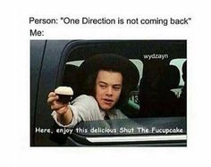 Me though hahah like seriously people they are coming back