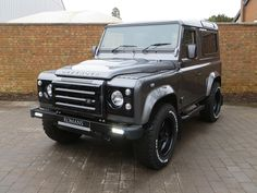 Twisted Defender 90 XS T40