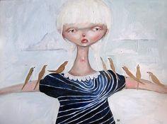 I love Kate Domina's work!