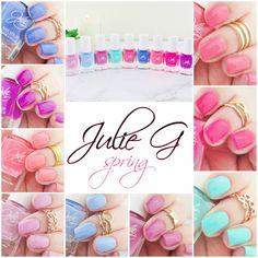 Julie G Spring Nail