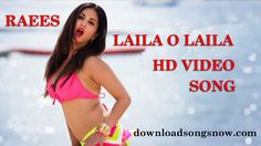 Laila O Laila Full HD Video Song Download Free Online - Sunny Leone Item Song With Shahrukh Khan.Here is good news for all Sunny Leone's fans.