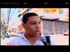 Reportaje En La Calle 19 De Marzo En @ArribaNikauly #Video - Cachicha.com