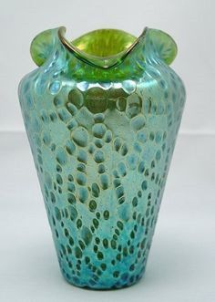 Loetz  Glass  IMHO one of the best re shape and colour
