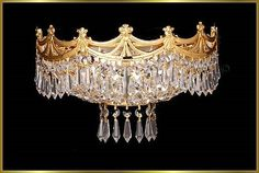 Crystal Wall Sconces Gallery Model: 7300 WS