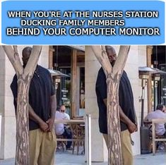 Don't judge. maybe they don't actually see me🤷🏼‍♀️ Night Nurse Humor, Night Shift Humor, Nurse Jokes, Night Shift Nurse, Nursing Memes, Funny Nursing, Work Jokes, Work Humor, Medical Humor