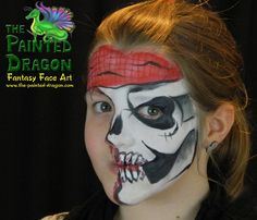 Photo Gallery - The Painted Dragon -- Face painting for the Quad Cities and surronding areas. Dragon Face Painting, Quad Cities, Photo Galleries, Halloween Face Makeup, Rainbow, Gallery, Art, Log Projects, Rain Bow