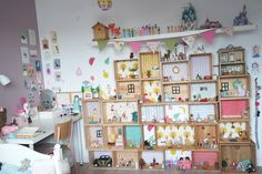 Les maisons ! ou le DIY (archi) simplifié ! - Dans un petit village