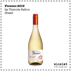 From Brazil with mango and pineapple flavours. Taste it via wineist.com #wineist