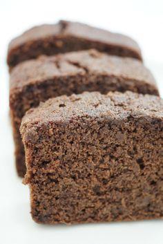 Chocolate ★ Okara - versión vegana sustituyendo huevos por semillas lino, hay que reducir la cantidad de aceite