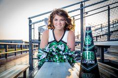 Cheerleading Senior Photography - #cheerleading #senior #photography #portraits #admyerstudios www.admyerstudios.com