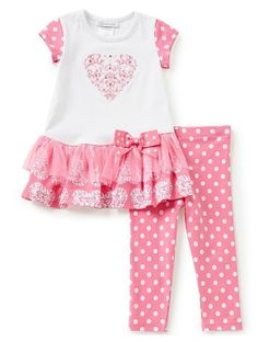 Bottoms Qualified Baby Girls Pink Tutu Leggings Size 3-6 Months Size 00 New****sale**was $29.99