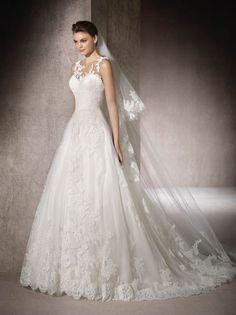 00bb9edb0 80 vestidos de novia St. Patrick 2017 que ¡te harán soñar! Image