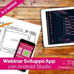 #Webinar Sviluppo #App con #AndroidStudio