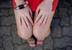 Always Pretty Pink Manicures
