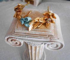 Doll Ancient Hellenic Laurel wreath Kotinos for Poppy