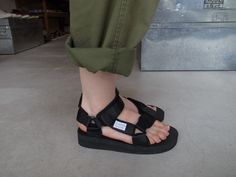 SUICOKE履いてます。|oscaブログ