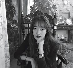 Ulzzang Korean Girl, K Idol, Celebs, Celebrities, Kpop Girls, Girl Group, It Cast, Teen, Face