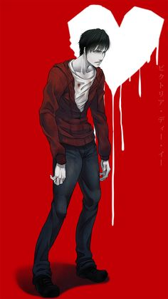 Put in in his suit from the book and this will be perfect.  warm bodies R by *kotorikurama on deviantART