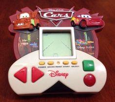 Auction $6.99 Disney CARS Hand Held Video Game 2006 WORKS GREAT #Disney Disney Pixar Cars, Ebay Listing, Holding Hands, Video Game, Action Figures, Hold On, Auction, Christmas Ornaments, Games
