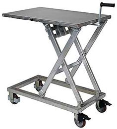 Vestil CART-660-M-PSS Mechanical Scissor Cart