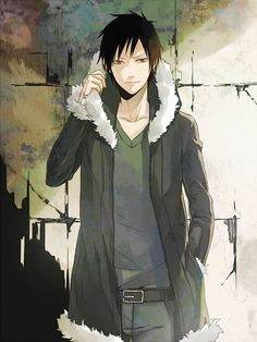 Durarara - Izaya; Is it bad that I find him attractive?