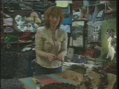 Heather Ritchie's Guide to Making a Proddy Rug - YouTube