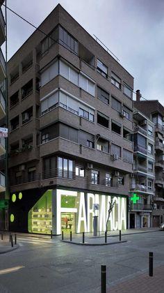 Casanueva Pharmacy by Clavel Arquitectos, Murcia   Spain store design