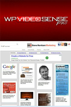 My Favourite Wordpress Theme is  VideoSense Pro This theme makes your home page look like Pinterest and Mashable with images from your pages and post displayed as pins.  You can create Adsense ads to appear as banners and as pins placed amongst your content.  It's feature rich and mobile responsive. http://www.steveharrisonmarketing.com