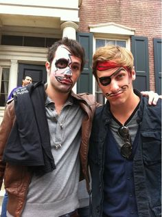 Kendall Schmidt and Dustin Belt, they are Heffron Drive