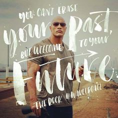 "Dwayne Johnson aka ""The Rock"" is a huge inspiration to millions world-wide. Here are some of the best motivational picture quotes and sayings by Dwayne Johnson. The Rock Dwayne Johnson, Dwayne Johnson Quotes, Rock Johnson, Dwayne The Rock, Wwe Quotes, Rock Quotes, Motivational Picture Quotes, Inspirational Quotes, Qoutes"