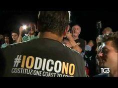 Di Battista: Tg3 #CostituzioneCoastToCoast #IoDicoNo