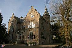 Kasteeltje Crabbehof @Dordrecht Nederland Nederland