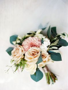 Featured Photographer: Natalie Bray Photography; Wedding bouquets ideas.