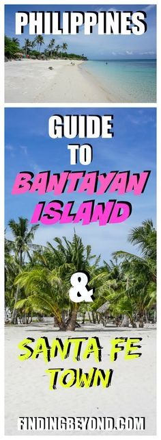 Bantayan Island, the perfect Philippine paradise? Read our #BantayanIsland guide and #SantaFe information to help build your Bantayan island itinerary.   Best of the #Philippines   Top Islands to visit in the Philippines   Backpacking in the Philippines   Philippines on a Budget   Paradise Beach on Bantayan Island   Islands to visit near Cebu   Top beaches in the Philippines   #philippinebeaches #philippineislands #bantayanislandguide #bestofphilippines