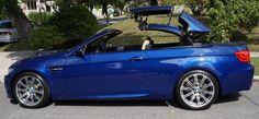 FS: 2011.75 BMW M3 E93 | Interlagos Blue | Bamboo Leather | Carbon Trim