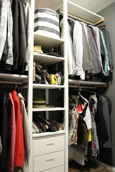 Charmant Ikea Hack: Ivar Wardrobe