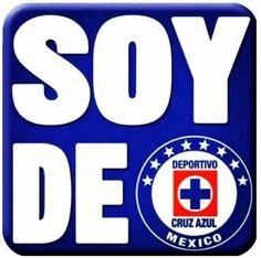 Soy de Cruz Azul