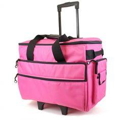 Craft Storage Tote Trolley Bag Scrapbooking Supplies Australia Cake Material Pinterest