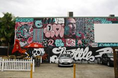 PHIBS, DENES, 357, 1LS, SGK, Fintan Magee, SIN, DATS ONE, EEL, KGB, LOKS, ROA and others.The Vic. Enmore, Sydney.