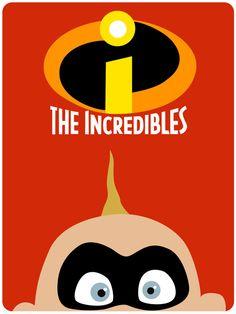 Disney The Incredibles Logo Iron On Transfer Decaliron On Transfer