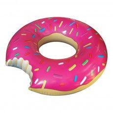 Salvagente gigante Donuts fragola