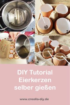Many people believe that there is a magical formula for home decoration. Recycled Crafts, Diy And Crafts, Crafts For Kids, Diy Ostern, Decoration Originale, Easter Holidays, Diy Candles, Easter Crafts, Easter Gift