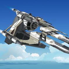 Rpg Star Wars, Nave Star Wars, Star Wars Ships, Dark Empire, Edge Of The Empire, Star Wars Spaceships, Sci Fi Spaceships, Star Destroyer, Maquette Star Wars