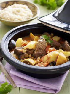 Wok, Tagine Recipes, Ras El Hanout, Arabic Food, Pot Roast, Meat, Dinner, Ethnic Recipes, Turks