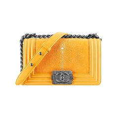 Small Boy CHANEL flap bag found on Polyvore featuring women's fashion, bags, handbags, chanel, flap bag, python bag, python print handbag and summer bags