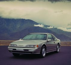 1989 Ford Thunderbird. Our -very first- Family car that had working air conditioning. Loved that car!