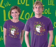 Lots of Laughs T-Shirt #tee