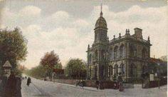 © used with permission, Nottingham Hidden History, Paul Nix Collection Nottingham Trent University, Art School, Design Ideas, Memories, History, Painting, Vintage, Collection, Souvenirs