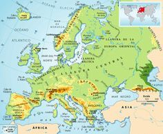 LOS CONTINENTES EUROPA - Buscar con Google