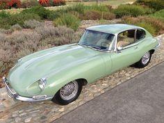 1968 Jaguar E-type XKE Series Coupe